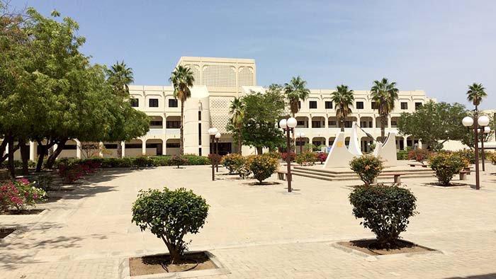 10. Sultan Qaboos University (SQU)